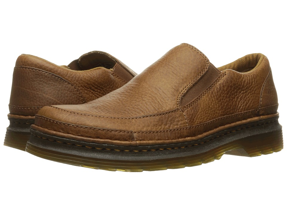 Dr. Martens - Hickmire Slip-On Shoe (Tan Grizzly) Shoes