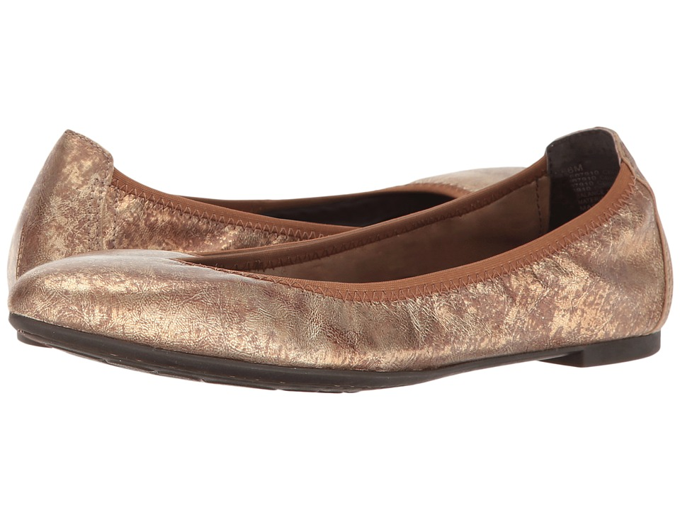 Born - Rozalee (Brandy Metallic) Women's Flat Shoes