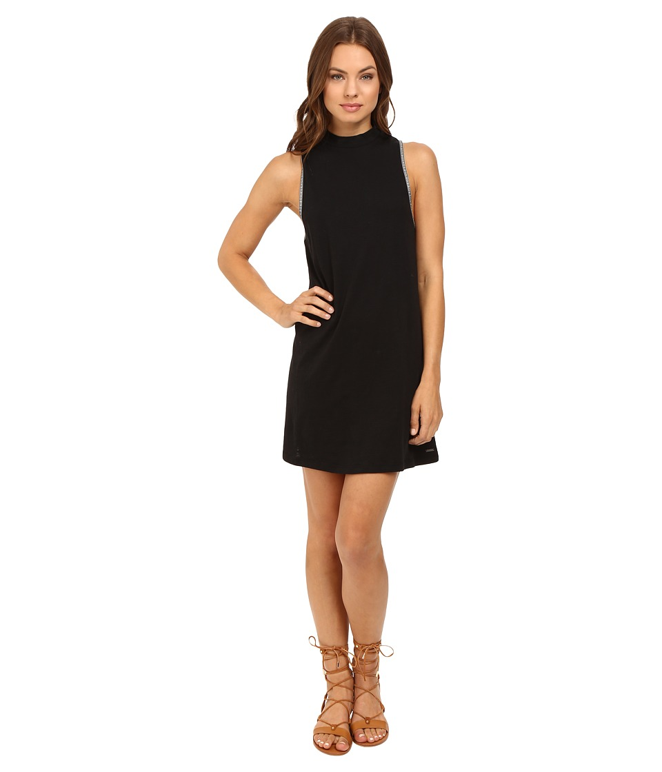 Roxy - Eye On Summer Dress (True Black) Women's Dress