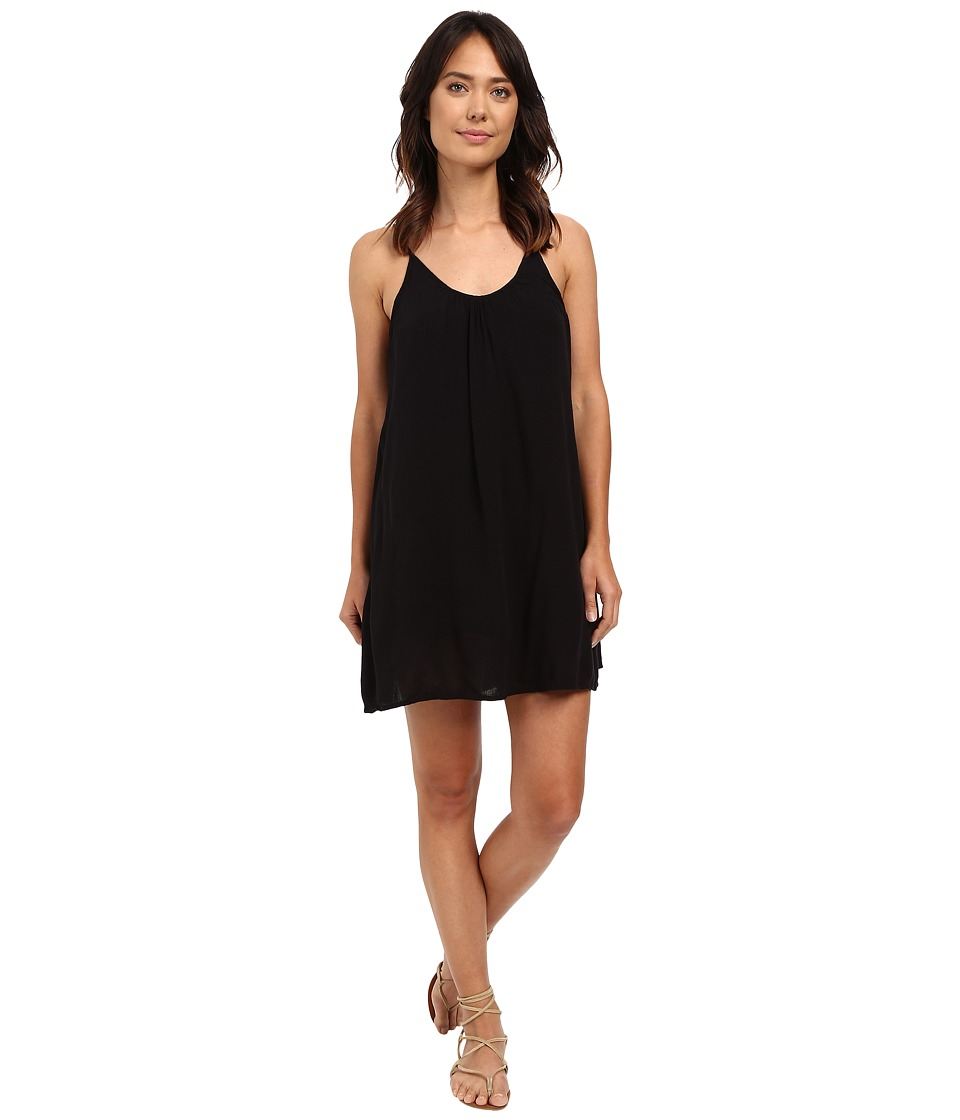 Roxy Phantom Island Dress (True Black) Women