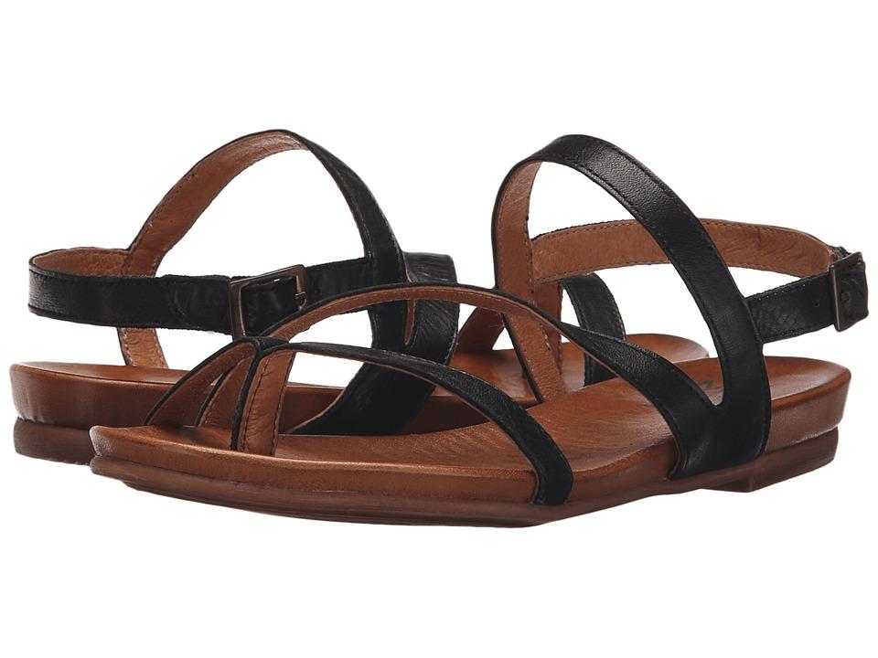 Miz Mooz - Alana (Black) Women's Sandals