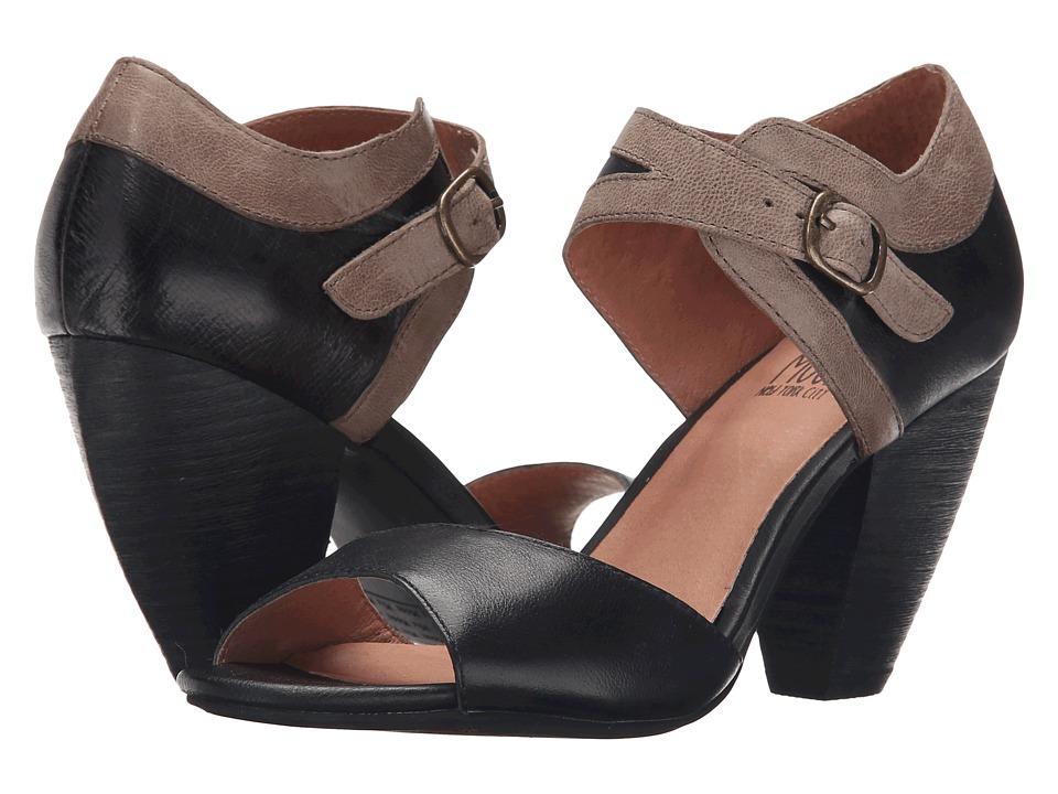 Miz Mooz - Wilton (Black) High Heels