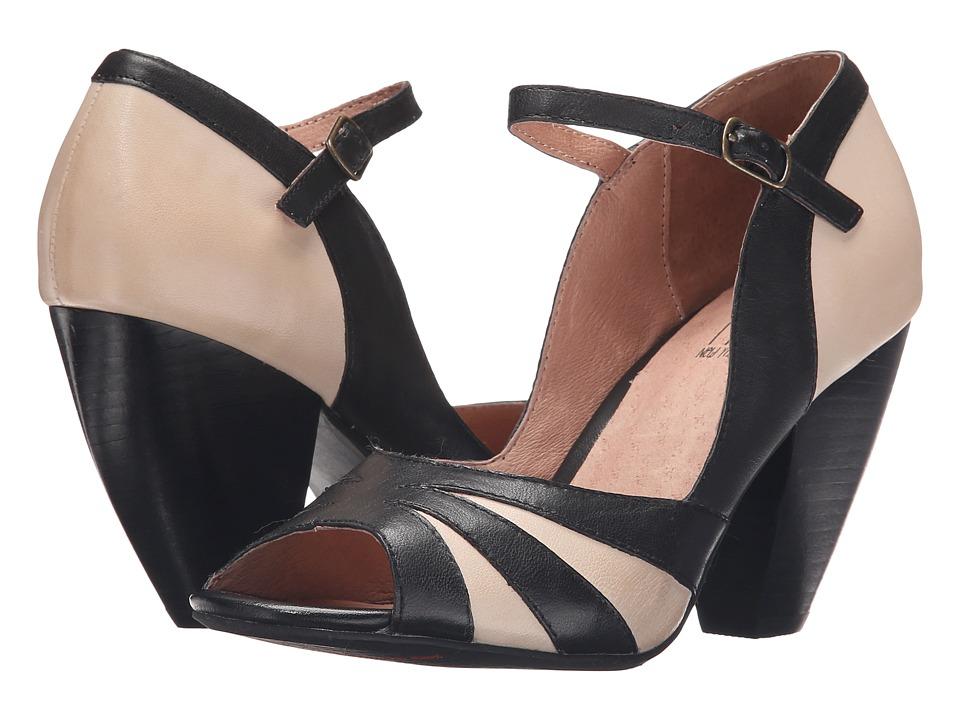 Miz Mooz Weatherly (Black) High Heels