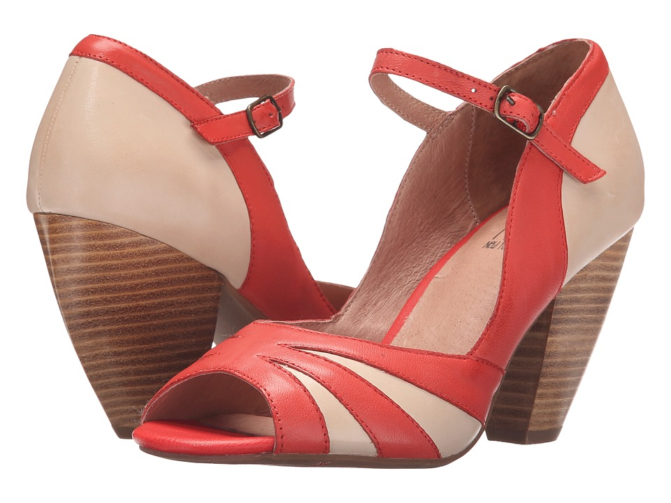 Miz Mooz Weatherly (Cherry) High Heels