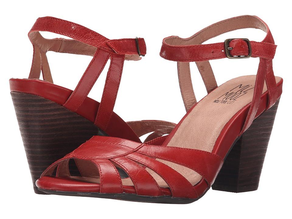Miz Mooz - Marissa (Red) High Heels