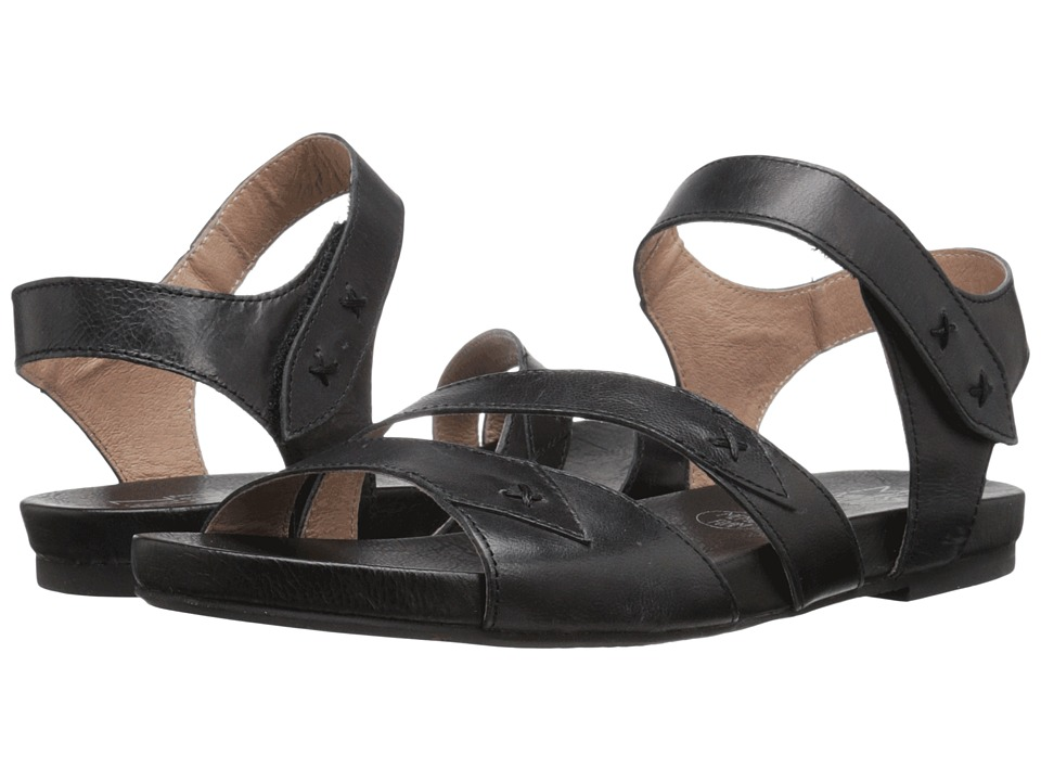 Miz Mooz - Artemis (Black) Women's Sandals