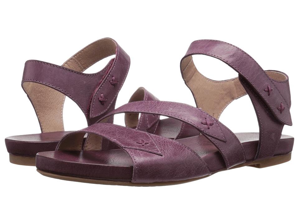 Miz Mooz - Artemis (Plum) Women's Sandals