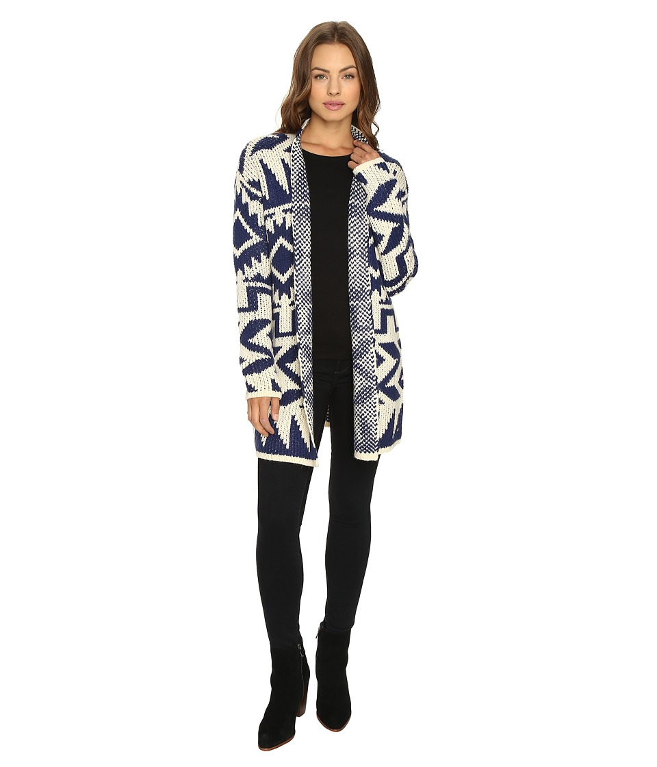 Roxy - Karid 2 Cardigan (Outer Limits Angora) Women's Sweater