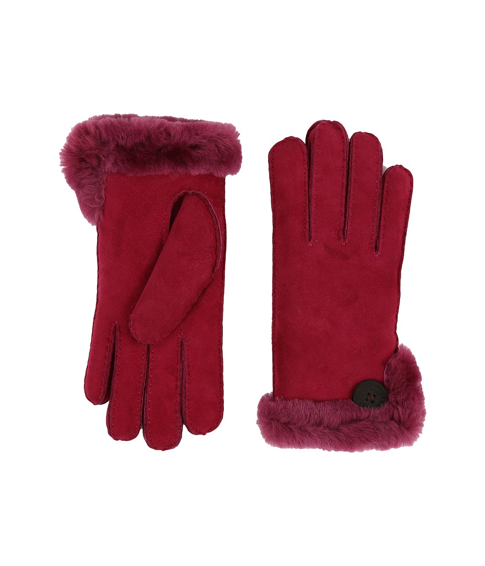 UGG - Side Vent Bailey Glove (Chestnut) Extreme Cold Weather Gloves