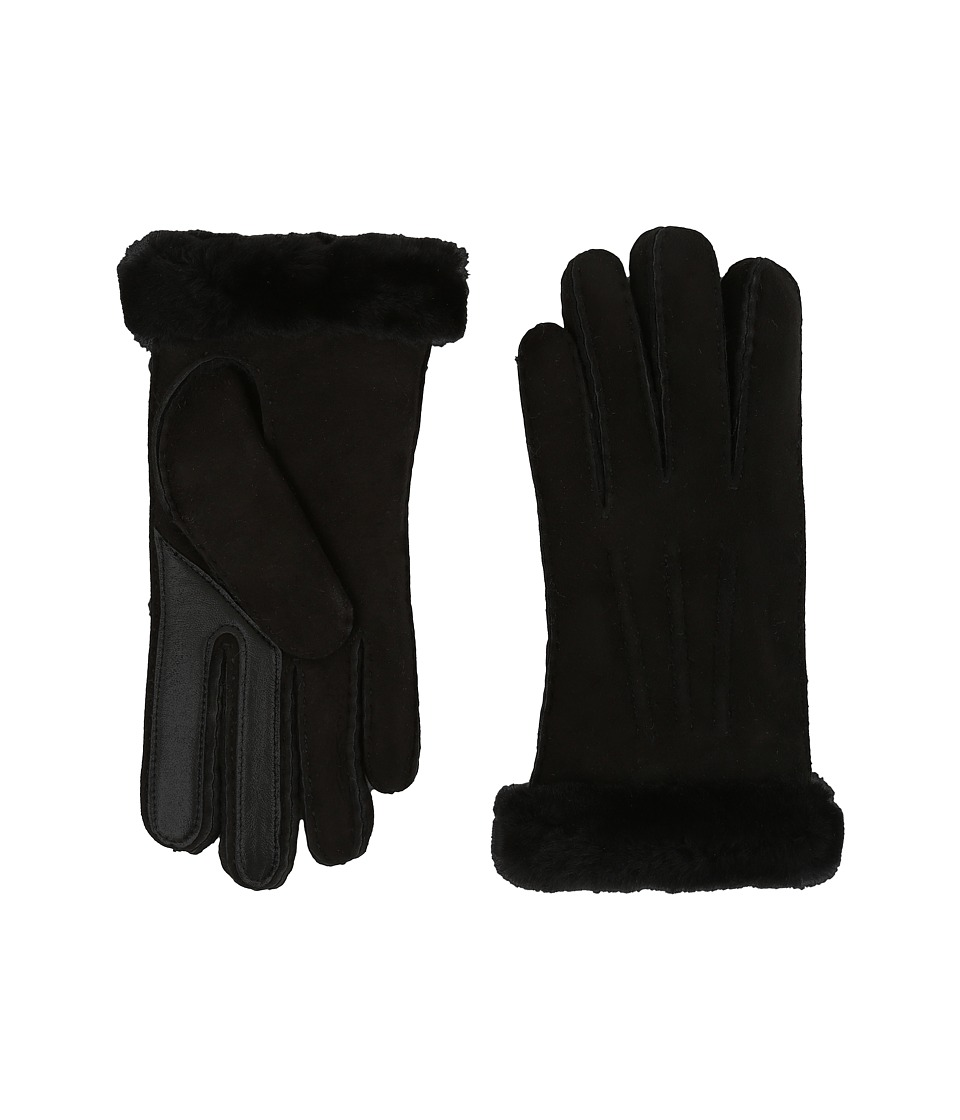 UGG - Carter Smart Glove (Black) Extreme Cold Weather Gloves