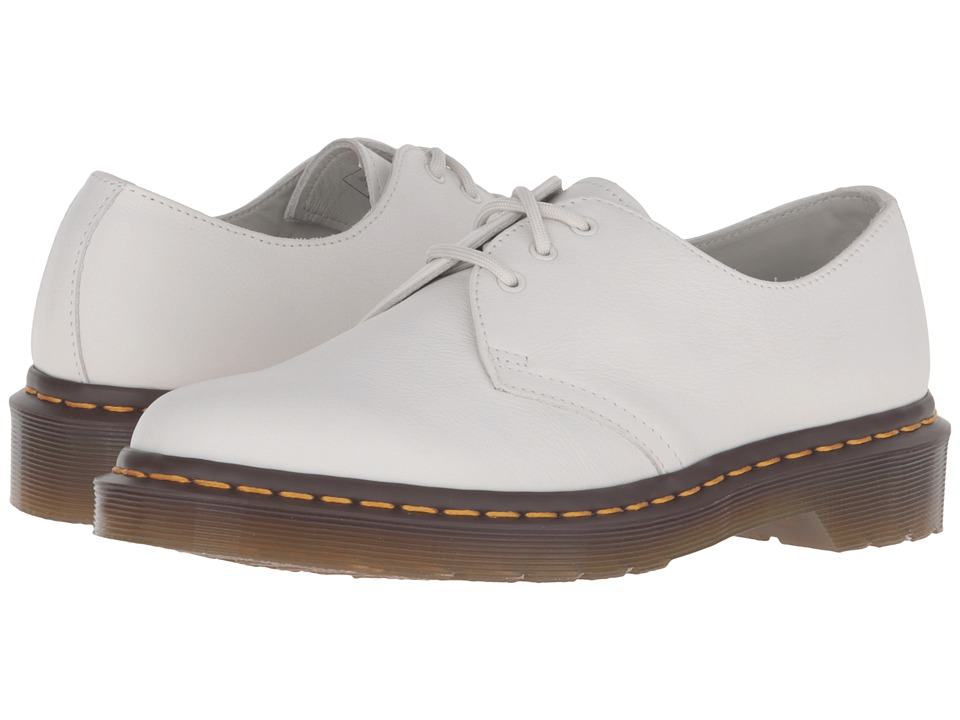 Dr. Martens 1461 W (White Virginia) Women