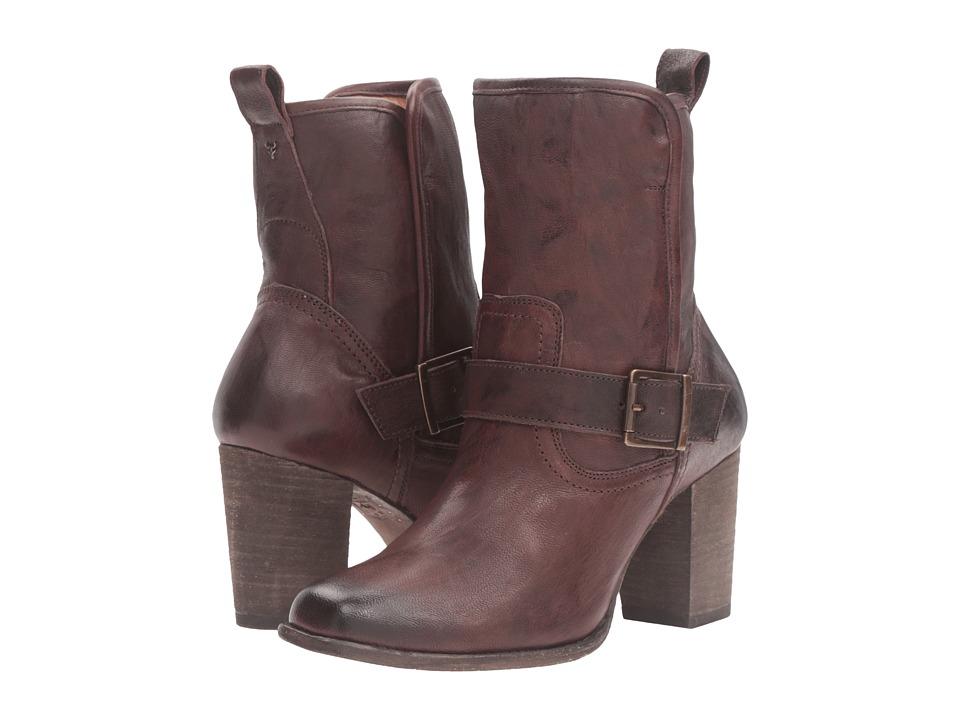 Trask - Becca (Brown Italian Metallic Washed Sheepskin) Women's Boots