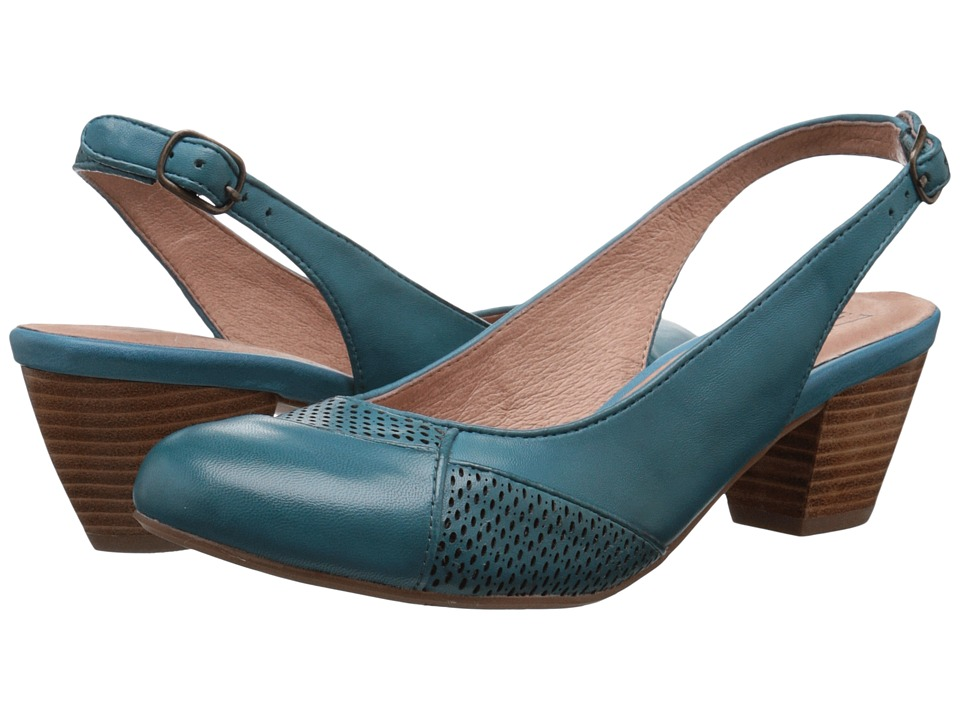 Miz Mooz - Faustine (Blue) High Heels