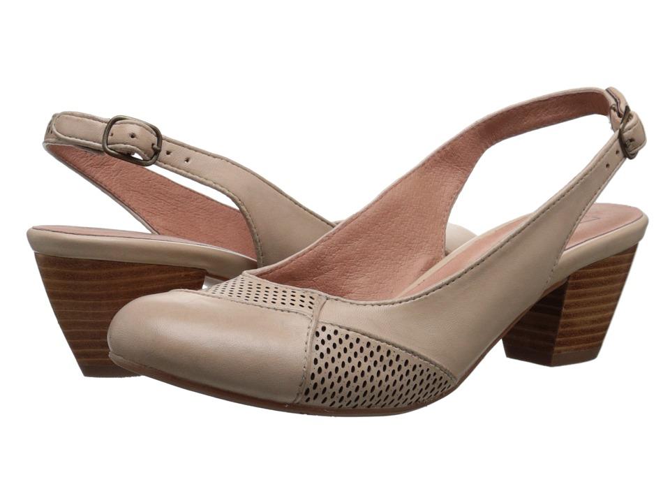 Miz Mooz Faustine (Cream) High Heels