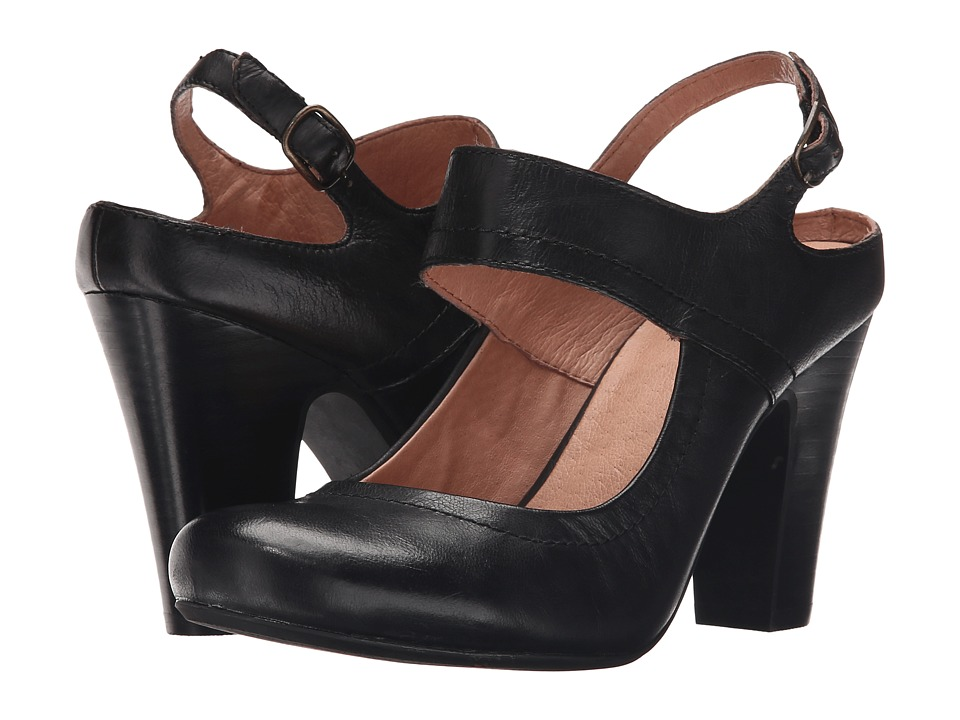 Miz Mooz - Jeanine (Black) High Heels