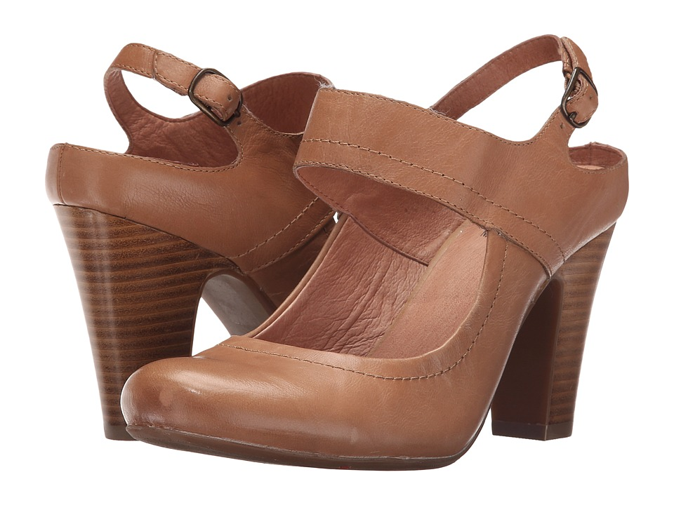 Miz Mooz Jeanine (Nude) High Heels