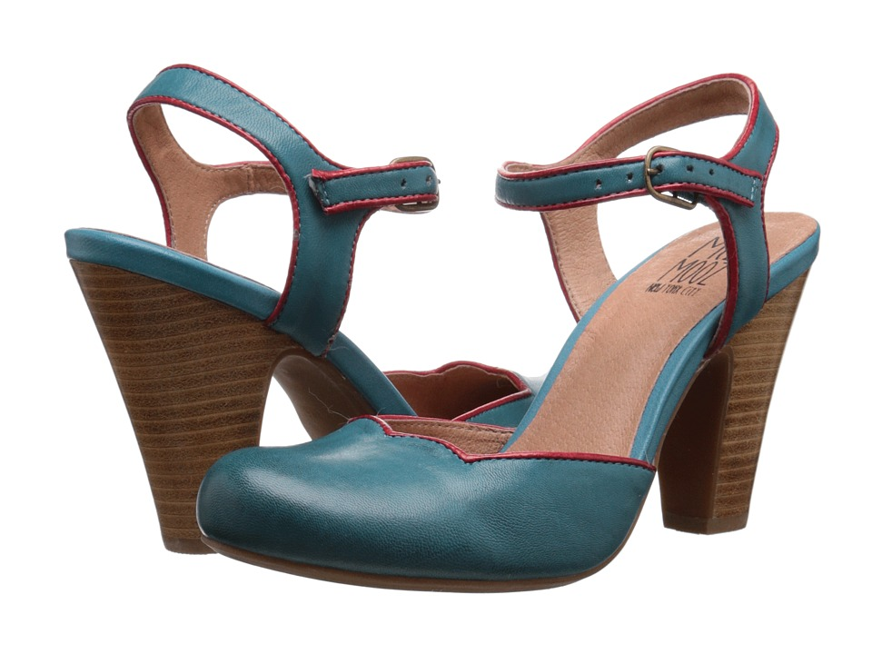 Miz Mooz - Nantes (Blue) High Heels