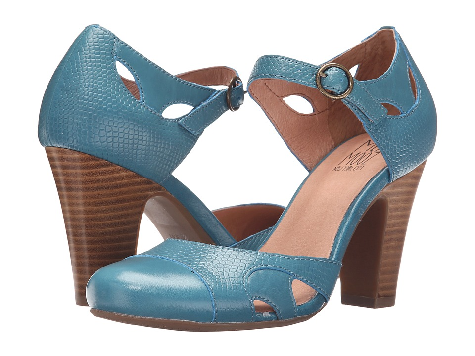 Miz Mooz - Joanne (Blue) High Heels