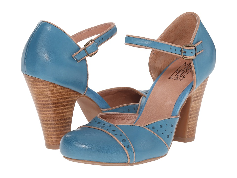 Miz Mooz - Nicolina (Blue) High Heels