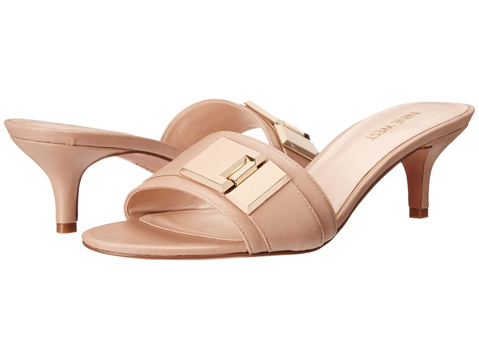 Nine West - Yulenia (Light Natural Leather) Women's Shoes