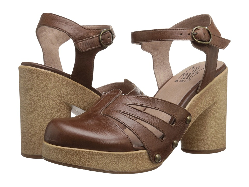 Miz Mooz - Ruby (Whiskey) Women's Clog/Mule Shoes
