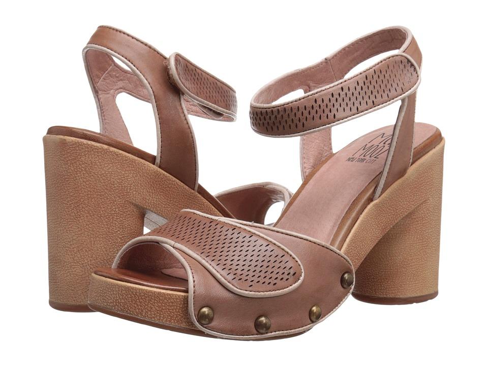 Miz Mooz - Ronnie (Tobacco) Women's Clog/Mule Shoes