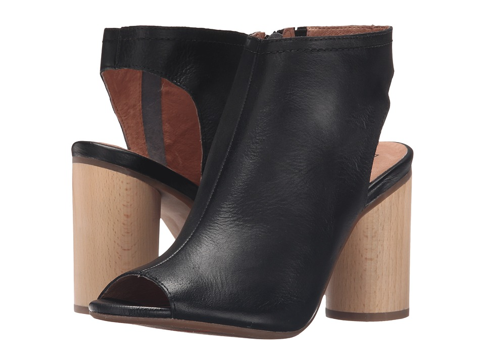Miz Mooz Sandrine (Black) High Heels