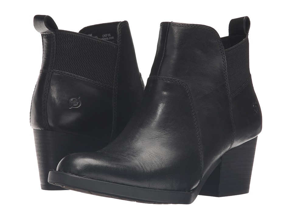 Born Garcia (Black Full Grain Leather) Women