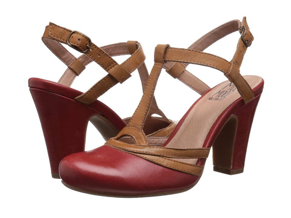Miz Mooz Josette (Red) Women