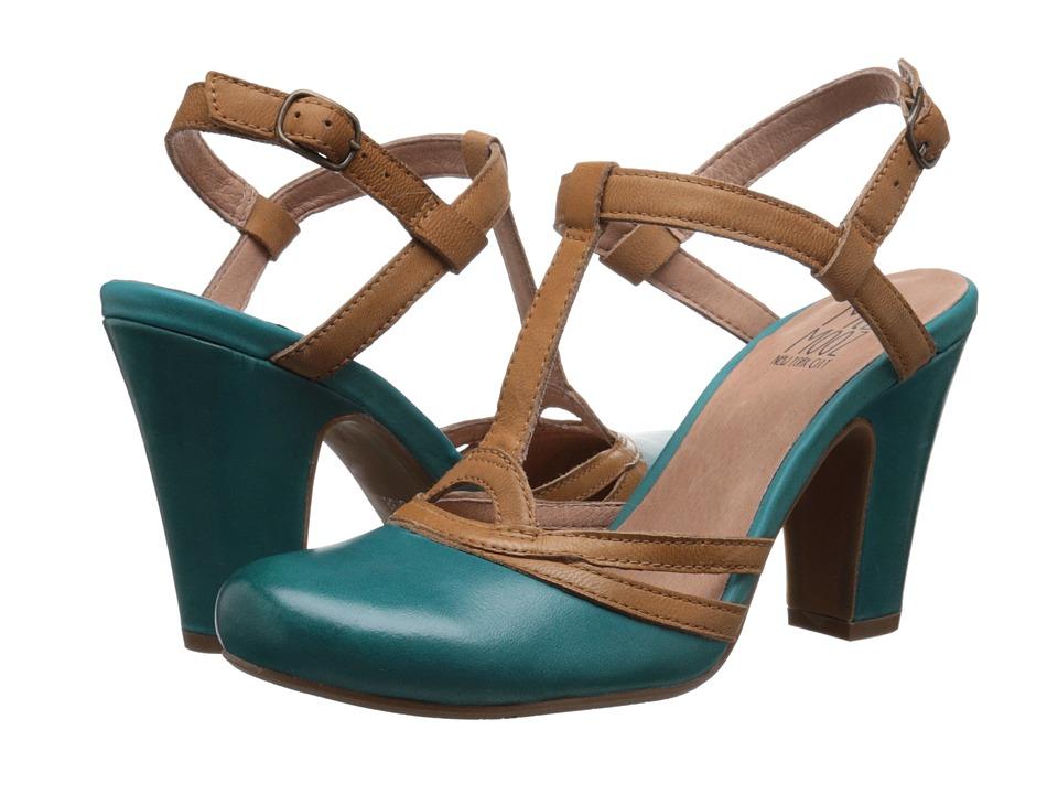 Miz Mooz - Josette (Marine) Women's Clog/Mule Shoes