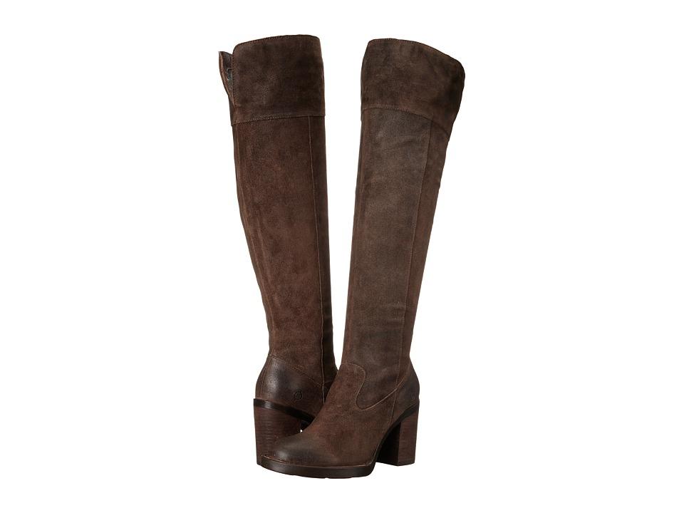 Born - Kathleen (Marmotta Distressed) Women's Boots