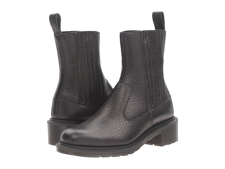 Dr. Martens Eleanore Chelsea Boot (Black Stone) Women