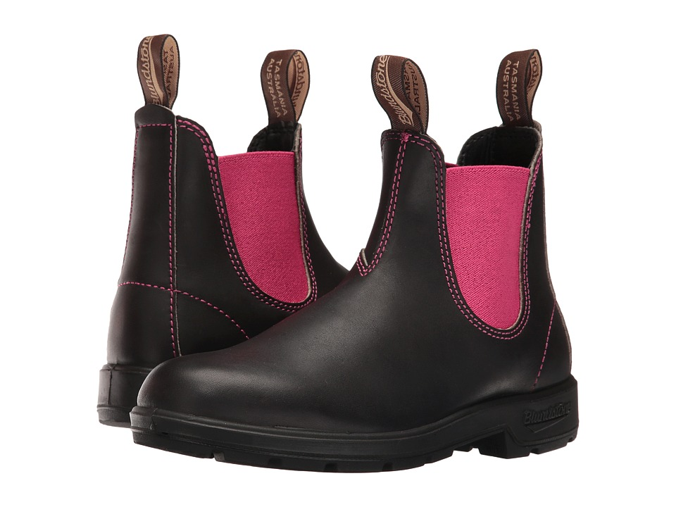 Blundstone - BL1329 (Brown/Pink) Women's Pull-on Boots