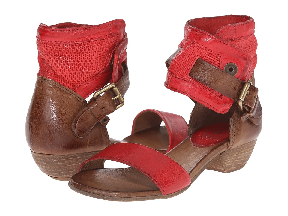 Miz Mooz - Cali (Red) Women's Sandals