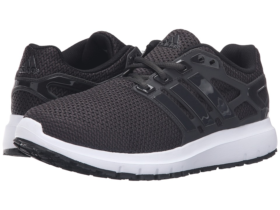 adidas Running - Energy Cloud (Black/Black/White) Men's Shoes