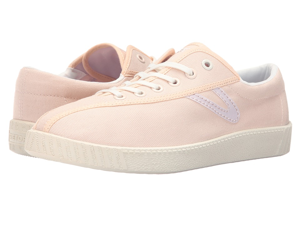Tretorn - Nylite Canvas W Tennis (Pink Champagne) Women's Shoes