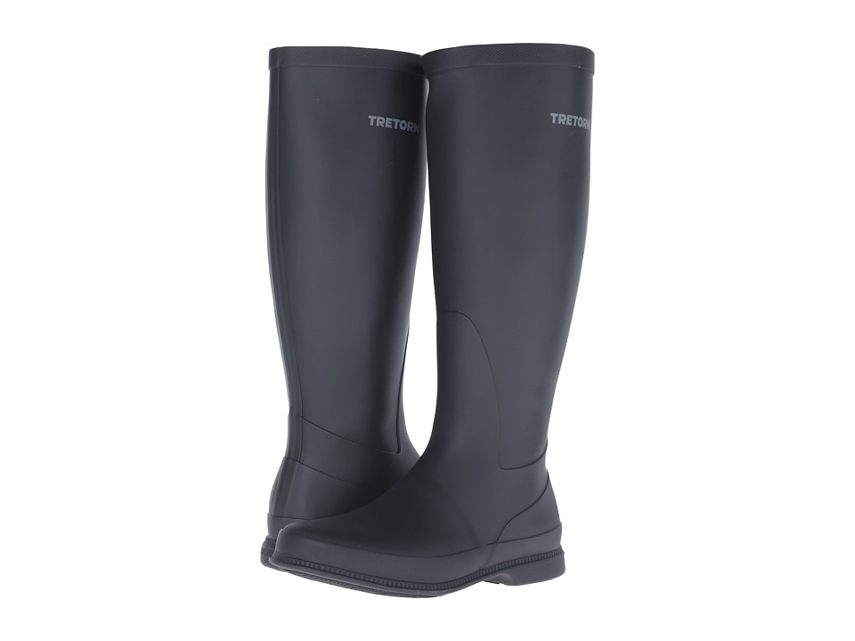 Tretorn - Lisa (Black) Women's Shoes