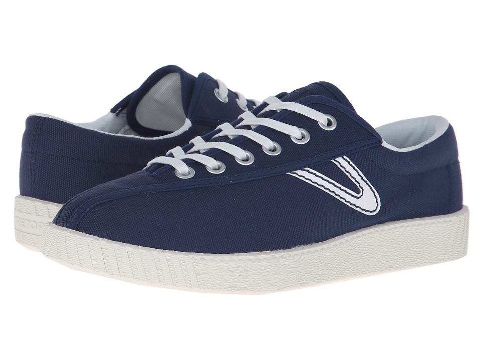 Tretorn - Nylite Canvas W Tennis (Peacoat) Women's Shoes