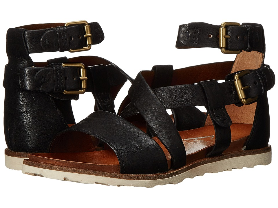 Miz Mooz - Tropez (Black) Women's Sandals