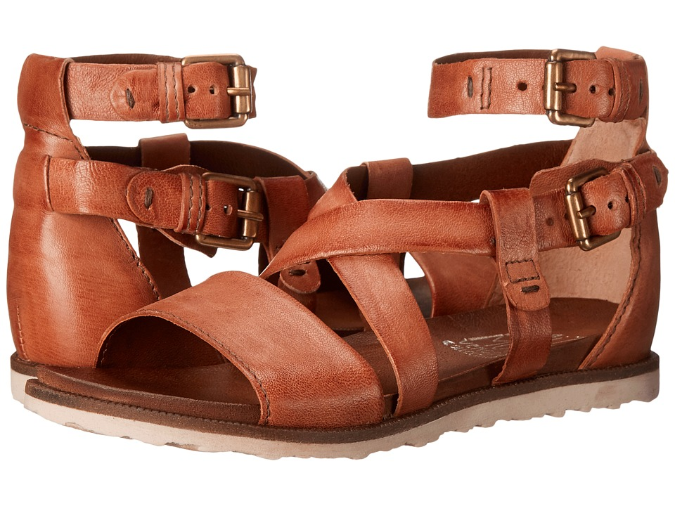 Miz Mooz - Tropez (Caramel) Women's Sandals