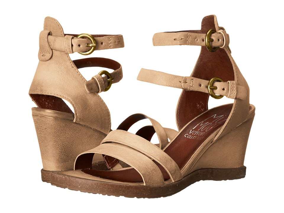 Miz Mooz - Bibi (Stone) Women's Dress Sandals