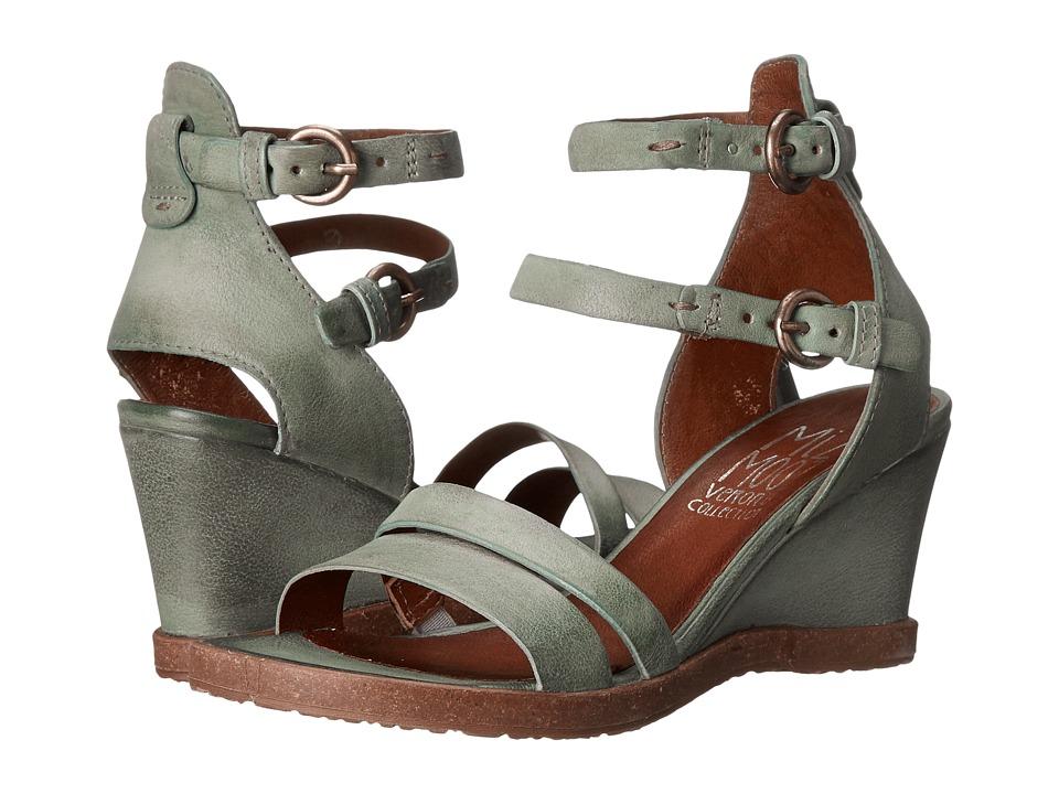 Miz Mooz - Bibi (Mint) Women's Dress Sandals