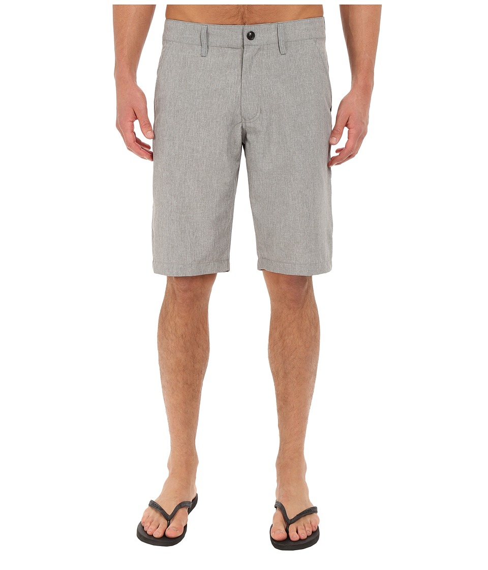 Fox - Essex Tech Shorts (Heather Stone 1) Men's Shorts
