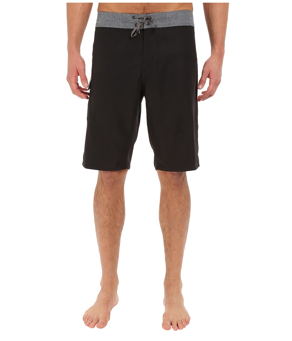 Fox - Overhead Boardshorts (Black 1) Men's Swimwear
