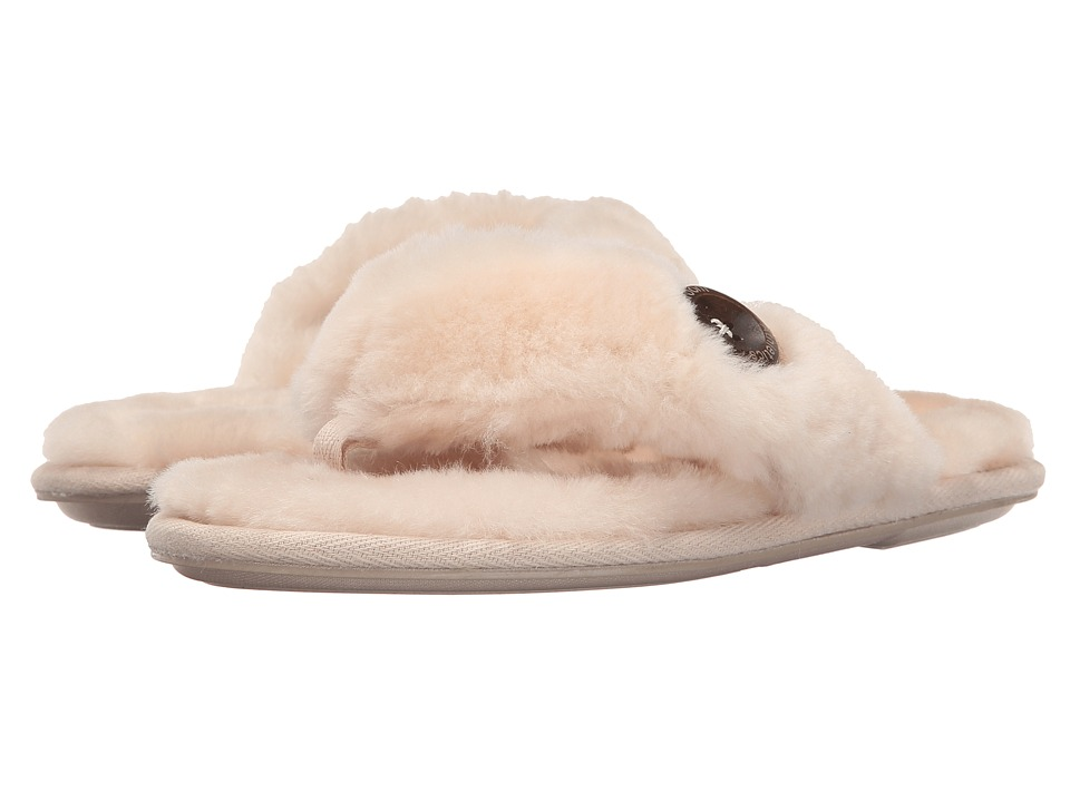 Bedroom Athletics - Keira (Natural) Women's Slippers