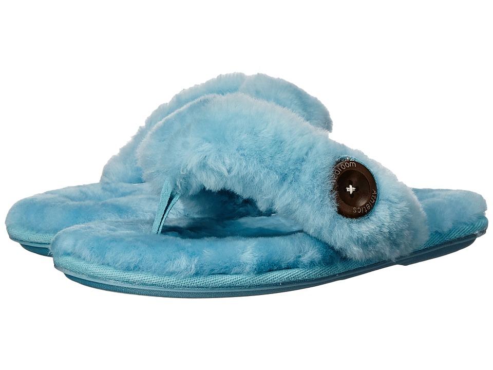 Bedroom Athletics - Keira (Baby Blue) Women's Slippers