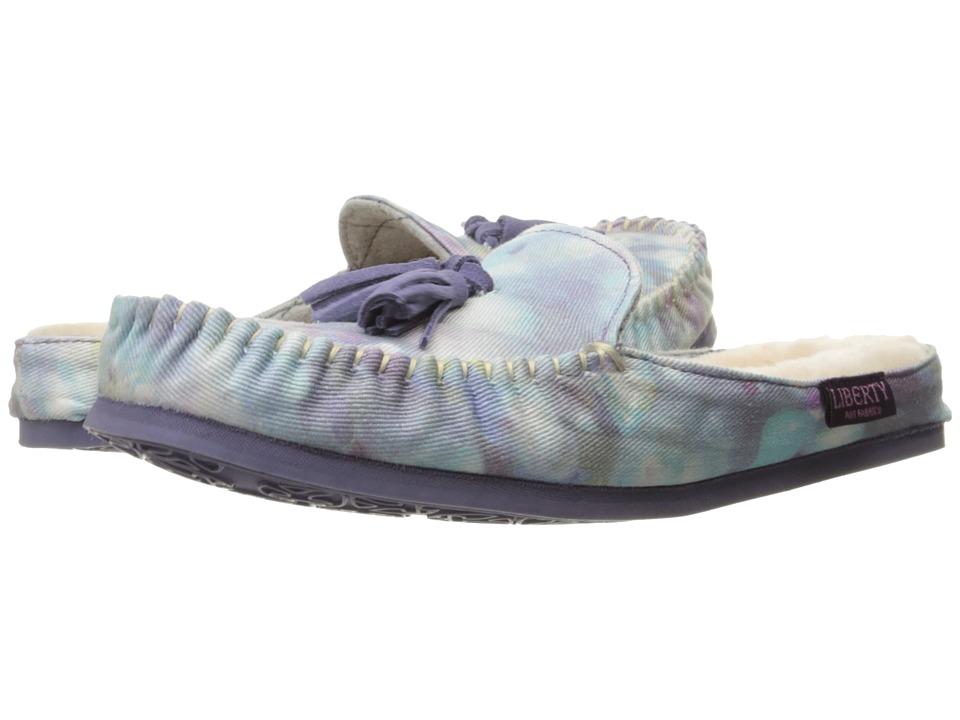 Bedroom Athletics - Georgina (Tie-Dye Clouds) Women's Slippers