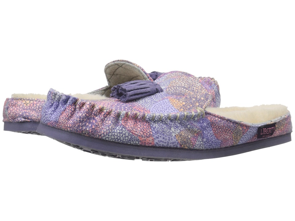 Bedroom Athletics - Georgina (Lilac Kaleidoscope) Women's Slippers