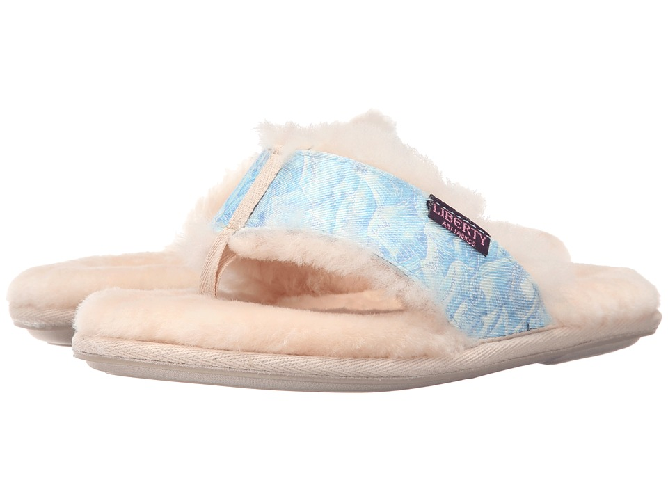 Bedroom Athletics - Annabell (Baby Blue Ocean) Women's Slippers