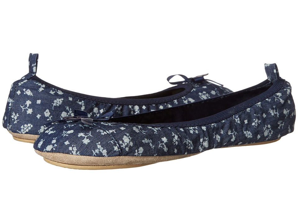 Bedroom Athletics - Sydney (Denim Ditsy Blue) Women's Slippers